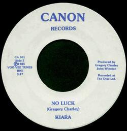 Kiara - No Luck