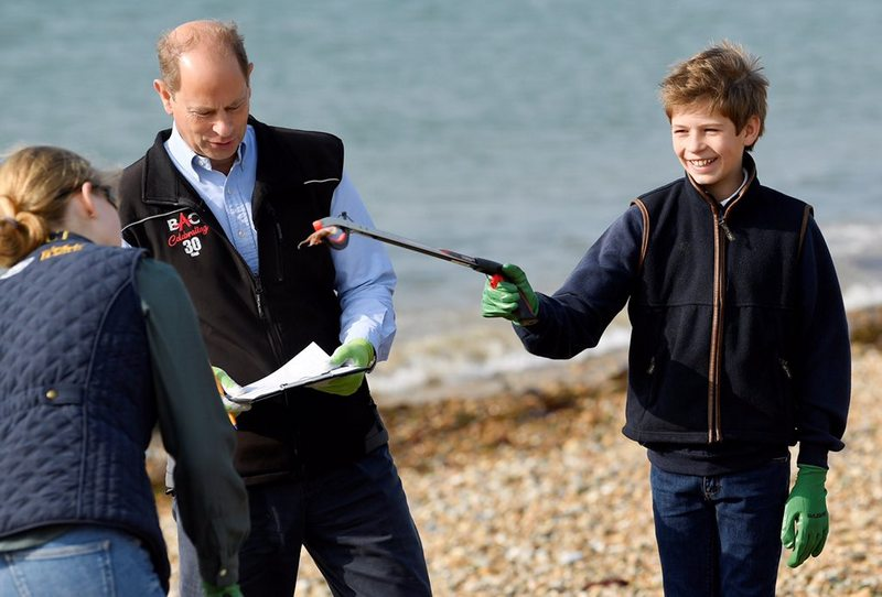 The Great British Beach Clean