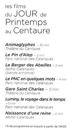 Fête du Printemps au Théâtre du Centaure Samedi 06-05-2017