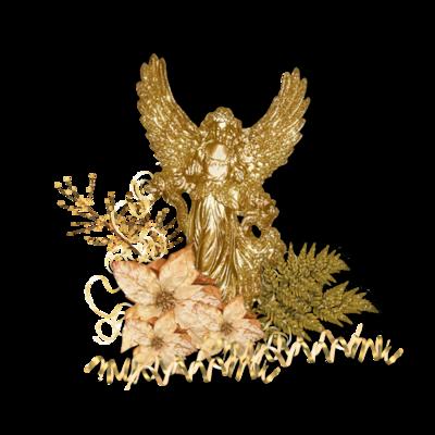 Déco dorée