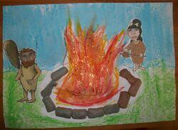 PERIODE 2: le feu