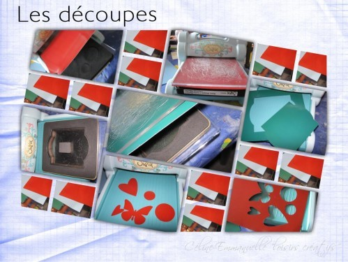 Découpes Sizzix Big Shot 1