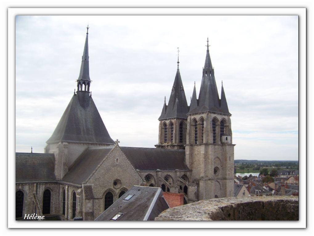 """21 septembre 2013                     """"château de Blois suite et fin"""""""