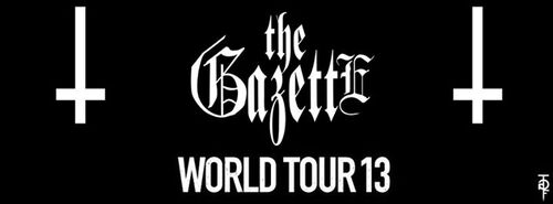 The GazettE, mes vieux potes...