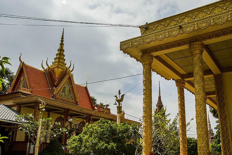 Delta du Mekong- 2 Tra Vinh