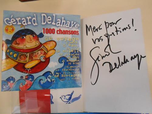 Rencontre avec Gérard Delahaye.