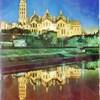 perigueux cathédrale st front dordogne