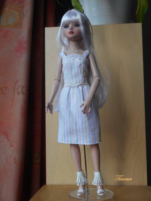 histoire d'une robe
