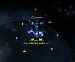 Mon Citadel avec son design veteran