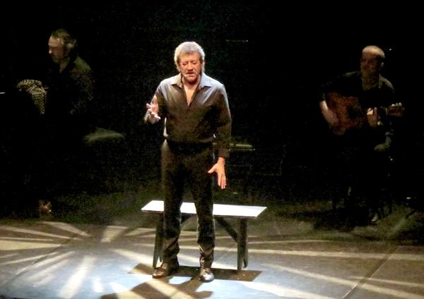 """""""Carmen Flamenco"""", un superbe spectacle de théâtre, de danse flamenco et de chant a enthousiasmé les spectateurs du Théâtre Gaston Bernard !"""