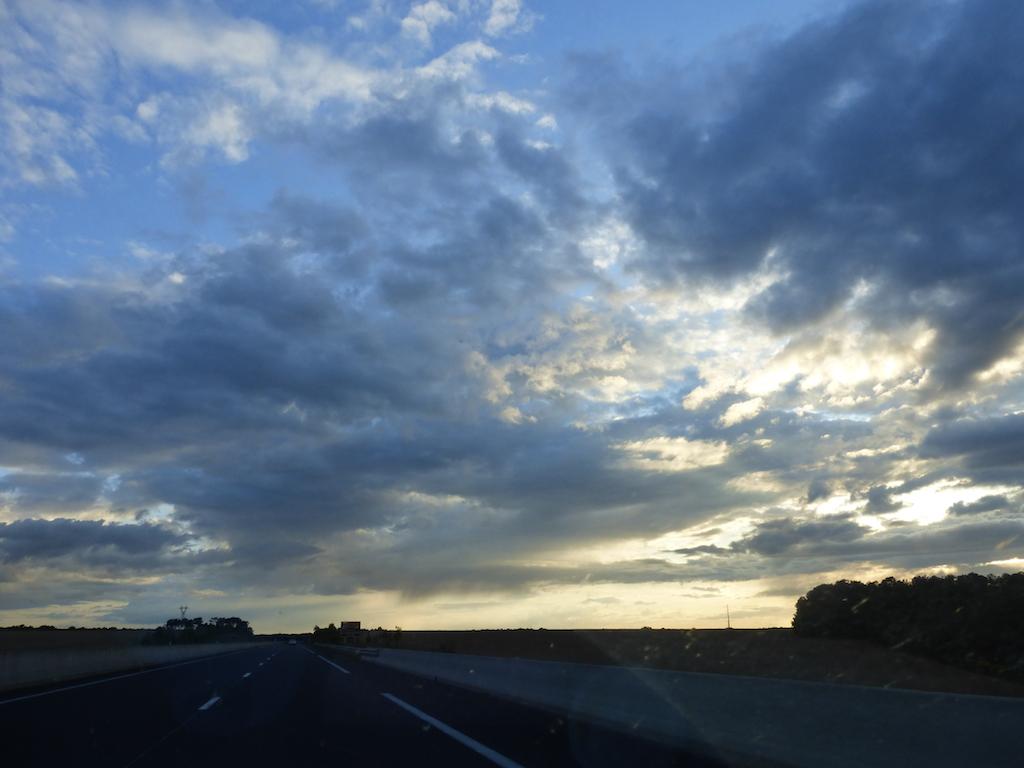 De beaux ciels, à travers ces dernières années.