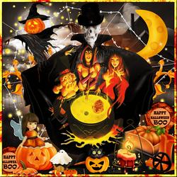 Halloween Boo Horloge code inclu