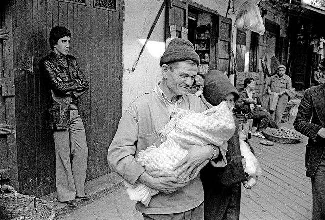 Le Maroc il y a 40 ans (3) - Photographies d'yvon Kervinio