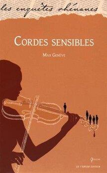 Cordes sensibles de Max Genève