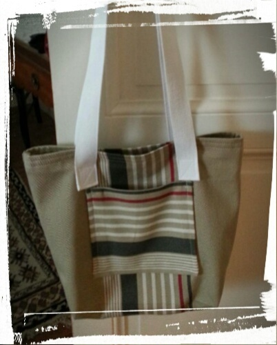 Petits sacs shopping pour petites filles