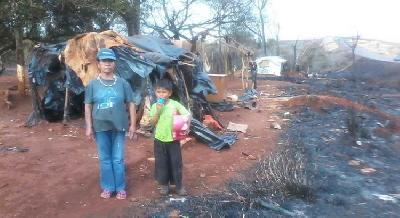 ALERTE ROUGE : le peuple Guarani-Kaiowá à nouveau victime de terrorisme génocidaire