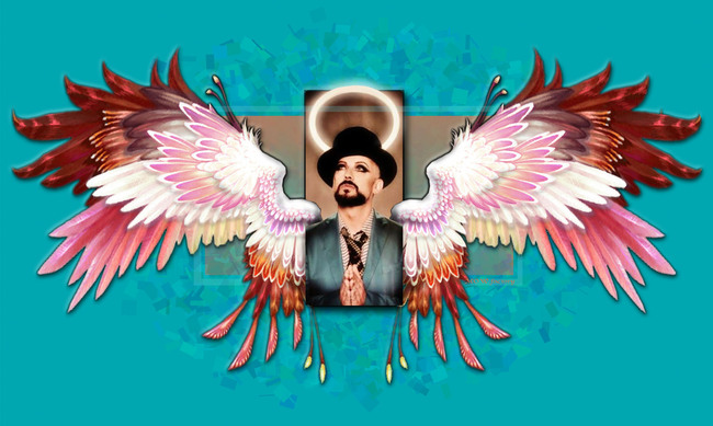 BOY GEORGE - 2014 - Angel