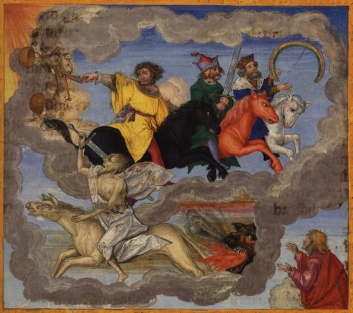 Bible d'Ottheinrich