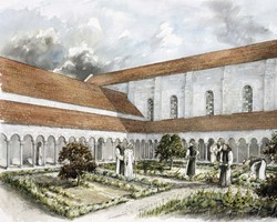 cloitre abbaye