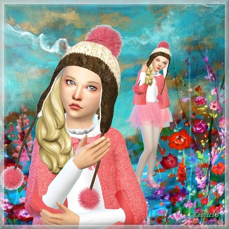 TS4 Sim: Chloé Amour