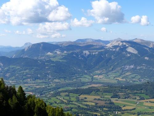 Col Bas (St Jean-Montclar)