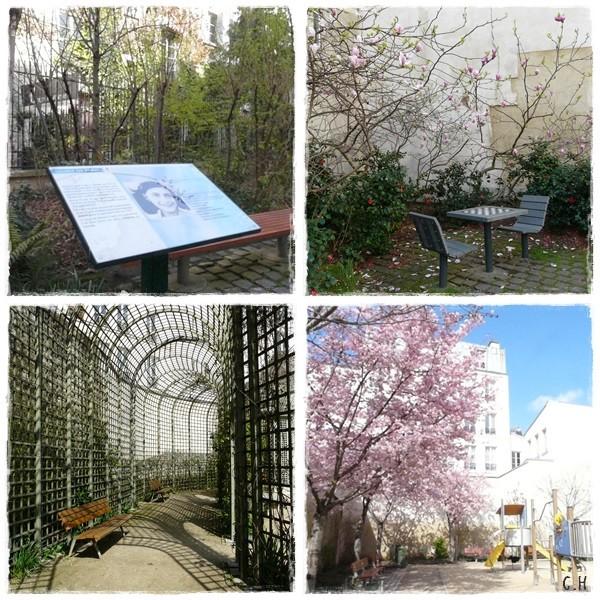 Mes voyages et autres le blog de talant for Jardin 41 rue du temple