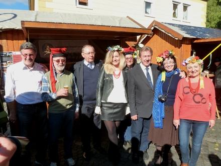 25 au 27 septembre fête de la saucisse à Borken