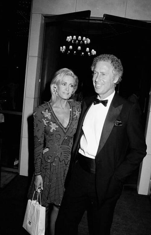 Joan et son mari