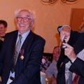 Remise de médaille à Herman Nagel