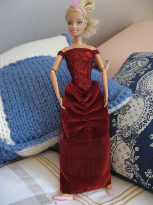 "Barbie ""la magie de noël"""