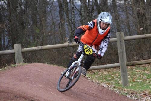 entrainement BMX Mandeure samedi 3 fevrier 2018