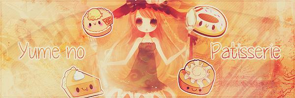 Yume no Patisserie - Concours de Miru !