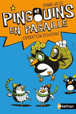 """Les pingouins en pagaille"" NATHAN"