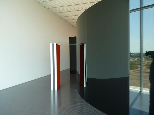 Buren au Centre Pompidou-Metz 7 2011