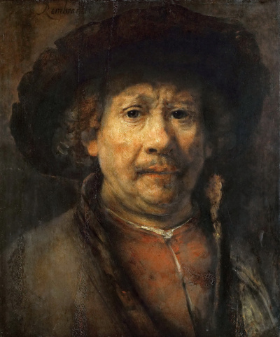 Le portrait en photo : l'éclairage de Rembrandt
