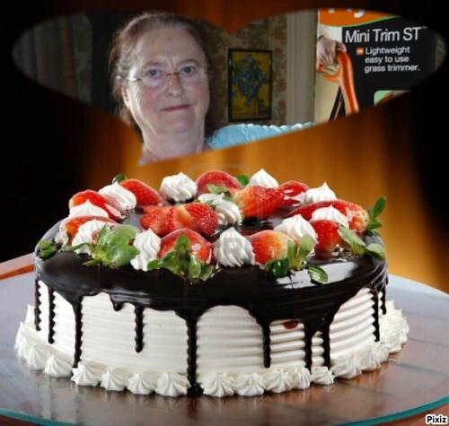 joyeux anniversaire maman - 81 ans -