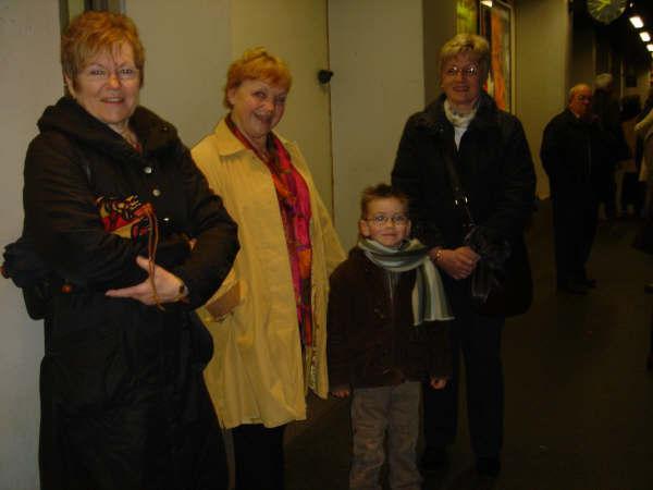Samedi 12 avril 2008, Direction Dieppe en Pacific Vapeur