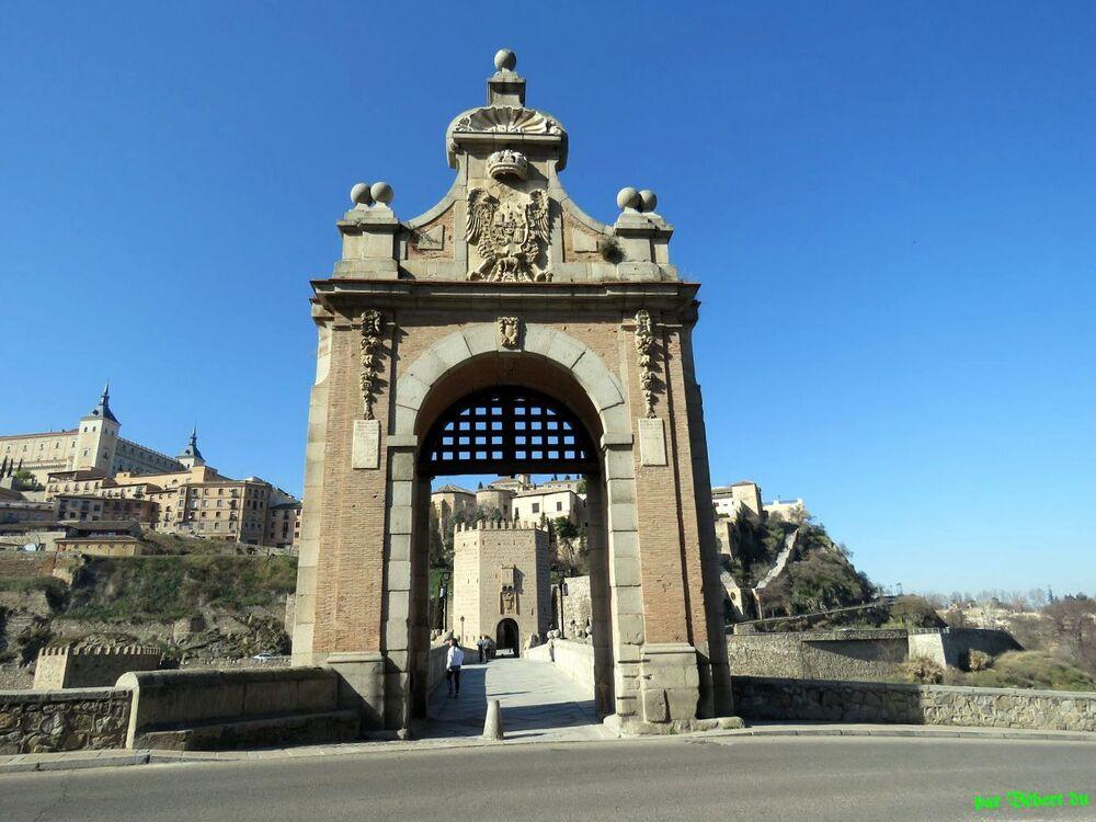 Toléda dans le Nord de l'Espagne