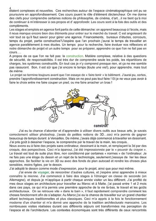 Rapport d'étude04