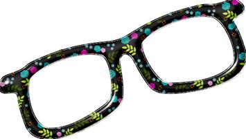 Tubes lunettes coeurs