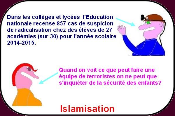 islamisation en France 02
