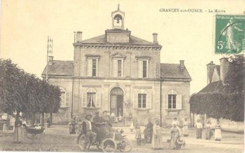 Famille Garnier Grancey-sur-Ource (21)