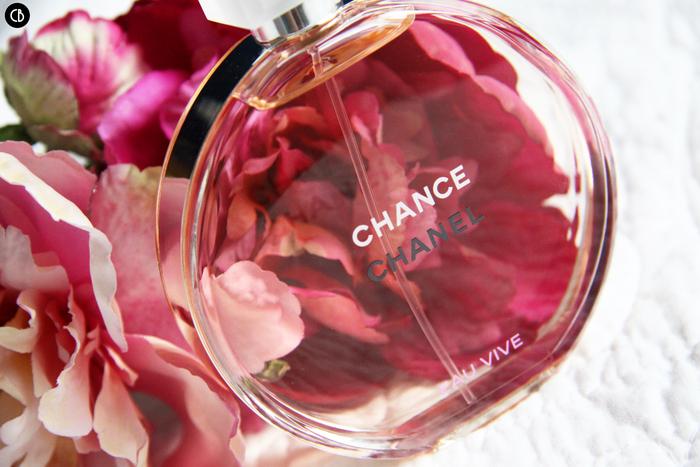 Chance Eau Vive, la nouvelle eau de toilette Chanel