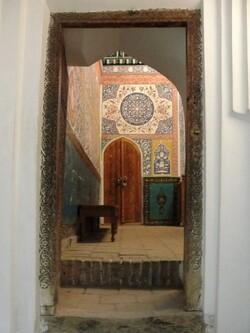 31- La nécropole Chah e Zindeh