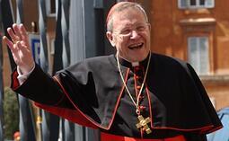 Ca camphre un max au Vatican