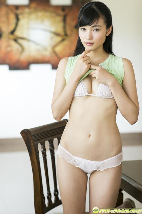 WEB Gravure : ( [DGC] -   2017.07   Karen Kobayashi/小林かれん : 誰もが恋するキュートな美尻をまるかじり! )