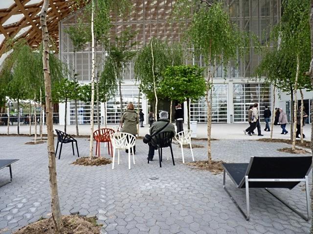 Pompidou Metz pique-nique 10 16 05 10