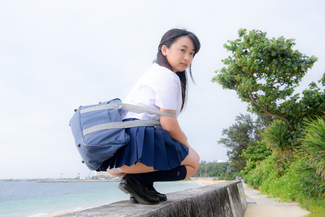 WEB Gravure : ( [LOVEPOP] -  PPV - Cream No.crm000019  Kyoko Isshiki/一色杏子 : cream 一色杏子・杏子と沖縄と2016 )