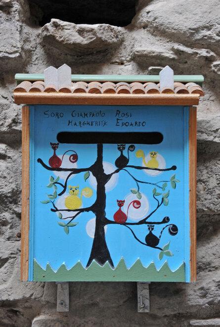 Séjour à Sanremo : Apricale (2)
