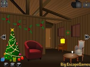 Jouer à Christmas day escape 2